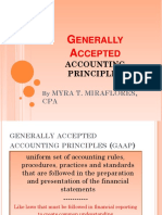 3Generally Accepted Accounting Principles