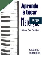 aprende a tocar merengue