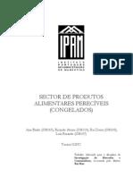 Investigação de Mercados e Consumidores - Caso sector de produtos alimentares perecíveis (2ºANO)