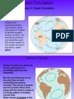 Biosphere 5-Ocean Circulation and Mixing