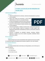 Estatuto Modelo Centros Estudiantes