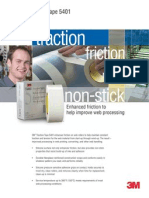3M Traction Tape 5401 - Brochure