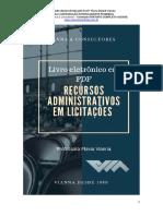 E-book_Recursos_Administrativos_em_Licitaes_Vianna_e_Consultores