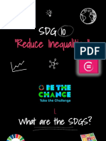 SDG 10