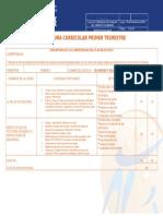curriculum seguridad ocupacional 1