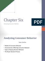 Chapter 6-Consumer Behavior