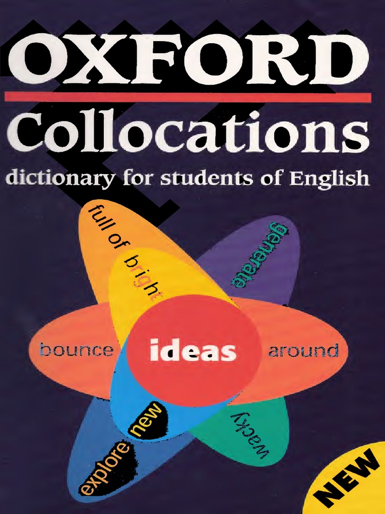 Oxford Collocations Dictionary For StuDENTS PDF   PDF