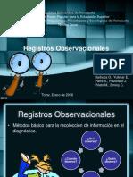 Registros Observacionales