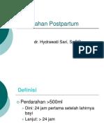 16- Perdarahan Postpartum