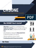 CHSONE Presentation DEC18, 2019