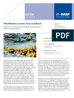 BASF Science Around Us Ultrafiltration