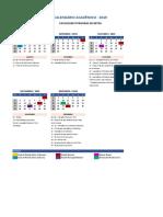 Calendario Academico_LESTE_DM_Betim