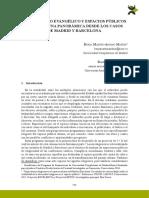 Martín-Andino y Macià · Cristianismo evangélico y espacios públicos urbanos (2017)