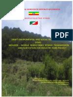 Draft Esia Woldiay Mekele 400kv Edited