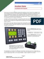 Baldor_Smart_Move_AN00197-003 Replacing BaldorCAN Keypads