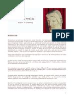 DERECHO ROMANO - Generalidades y Conceptos