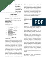 INFORME alex 2do aporte diseño estructural