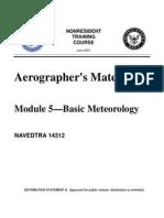 Basic Meteorology Course US NAVY
