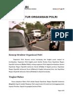 Struktur Organisasi Polri.doc