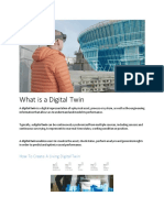 What is a Digital Twin