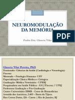 Neuromodulação da memória