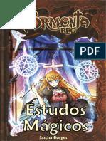 Tormenta RPG - Estudos Mágicos - Biblioteca Élfica.pdf