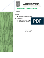 Analisis Financiero Volticentro s.A