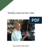 REalidad y fantasía de Elías Valdés