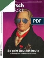 Deutsch Perfekt 2019 11