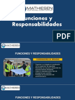 Funciones y Responsabilidades BRIGADAS