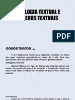 generos textuais