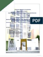 Informe Final Grupo 05 - Edificio Multifamiliar