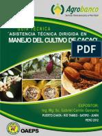 01. Manejo del cultivo de Cacao