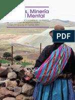 Mujeres, Mineria y Salud Mental en Espinar