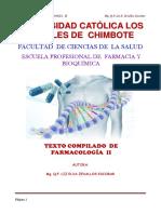 Texto Farmacología II