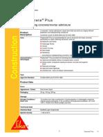 Plastocrete® Plus