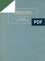 George Monteiro - Stephen Crane_ The Contemporary Reviews (American Critical Archives) (2009)