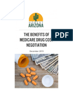 Benefits of Medicare Negotiation