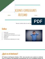 Adaptaciones Curriculares_ Autismo