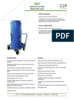 Specificatii Desprafuitoare Industriale  Mobile TM EN