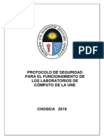 Protocolo Lab. Computacion e Idiomas