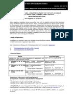 Notification RBI Grade B Officer Posts