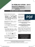 ARQUITETO+E+URBANISTA+-+Nível+E