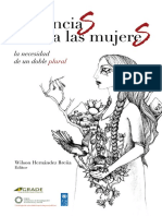Libro Grade VioLencias Mujeres