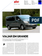 "RENAULT TRAFIC BUS GRAND LUXE 2.0 dCi 145 NA ""TURBO-FROTAS"""