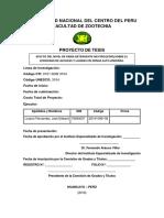 EFECTO DEL NIVEL DE FIBRA DETERGENTE NEUTRO (FDN) SOBRE EL CONSUMO DE ALPACAS Y LLAMAS EN ZONAS ALTO ANDINAS.
