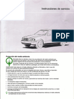Manual W-202 Pre Restyling