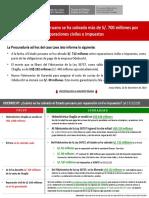 Odebrecht - Estado Peruano Se Ha Cobrado Más de 700 Millones de Soles