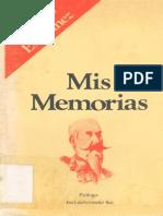 Memorias Nicolás Estévanez