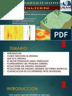 expo  geoestadistica